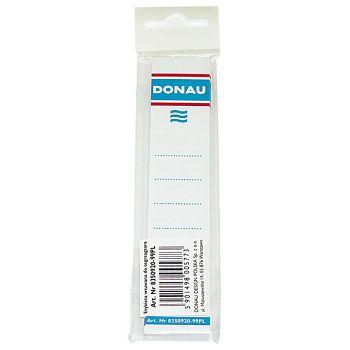 Etikete za registratore s džepom A4 uske pk20 Donau 835092009PL blister