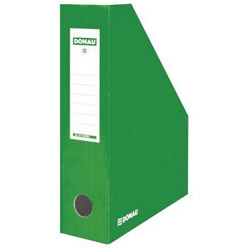 Stalak za spise okomit kartonski lakirani Donau 764920106FSC zeleni