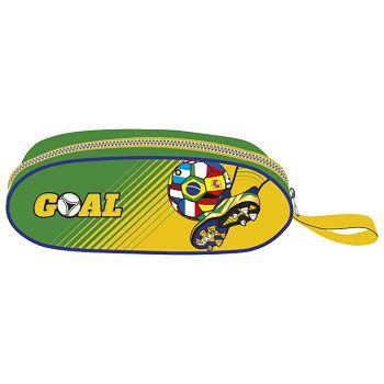 Pernica vrećicaovalna Goal Target 16266 žutozelena