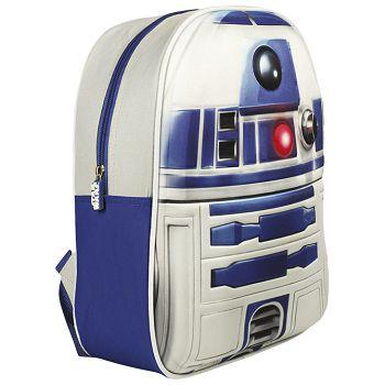 Ruksak vrtićki 3D Star Wars R2D2 Cerda 2100000876