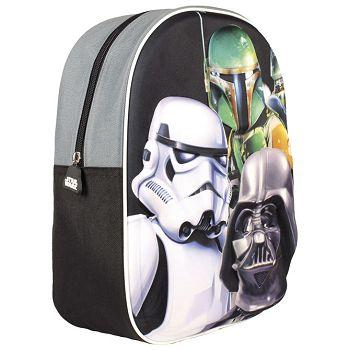 Ruksak vrtićki 3D Star Wars1 Cerda 2100001001