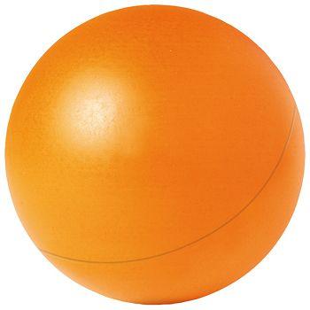 Loptica antistres fi6cm narančasta