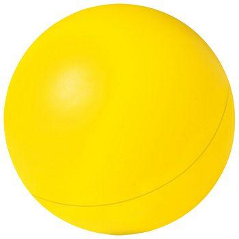 Loptica antistres fi6cm žuta