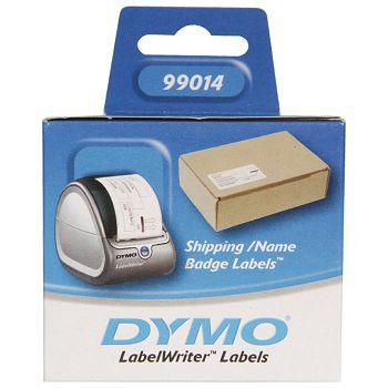 Etikete u roli 54x101mm Dymo 99014 bijele blister