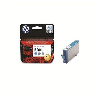 Ink Jet HP no655 CZ110AE original plavi