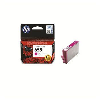 Ink Jet HP no655 CZ111AE original crveni