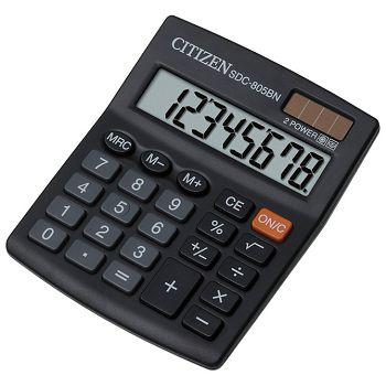 Kalkulator komercijalni  8mjesta Citizen SDC805BN blister