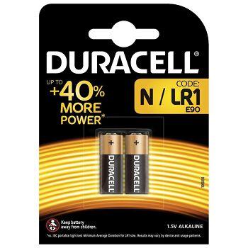 Baterija alkalna 1,5V pk2 Duracell MN9100LR1 blister