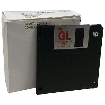 Disketa 3,5 2HD pk10