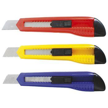 Skalpel nož 18mm Fornax D802 sortirano blister