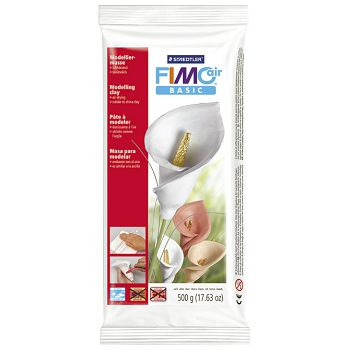 Glinamol 0,5kg Fimo Air Basic Staedtler 81000 bijeli