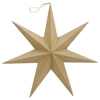 Modeli za decopatch velika zvijezda Clairefontaine NO012O