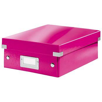 Kutija arhivska A Wow Leitz 60570023 roza