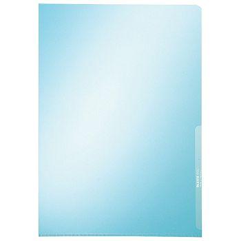 Fascikl L 150my pvc A4 Leitz 4100 plavi