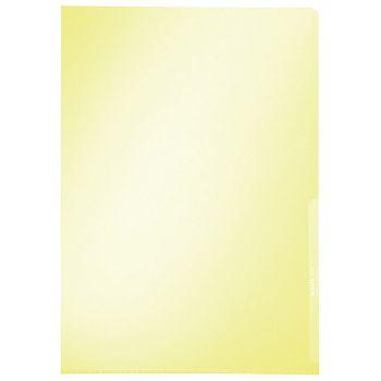 Fascikl L 150my pvc A4 Leitz 4100 žuti