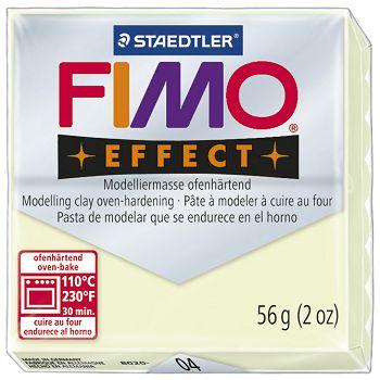 Masa za modeliranje   56g Fimo Effect Staedtler 802004 svijetli u mraku