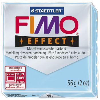Masa za modeliranje   56g Fimo Effect Staedtler 8020305 pastelna boja vode