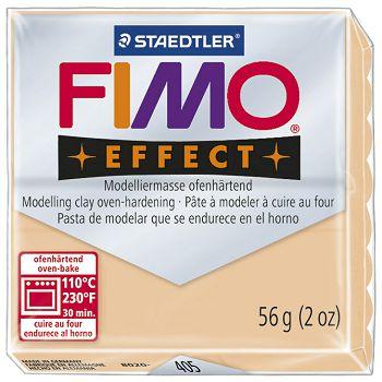 Masa za modeliranje   56g Fimo Effect Staedtler 8020405 pastelna boja breskve