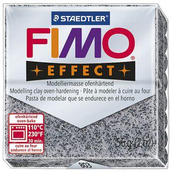 Masa za modeliranje   56g Fimo Effect Staedtler 8020803 granit