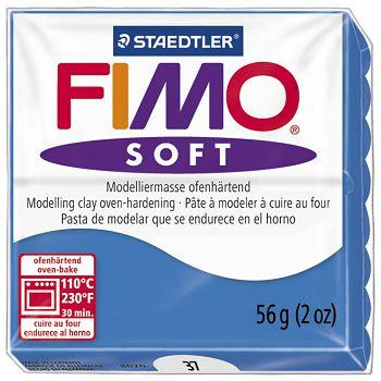Masa za modeliranje   56g Fimo Soft Staedtler 802037 pacific plava