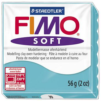 Masa za modeliranje   56g Fimo Soft Staedtler 802039 pepermint