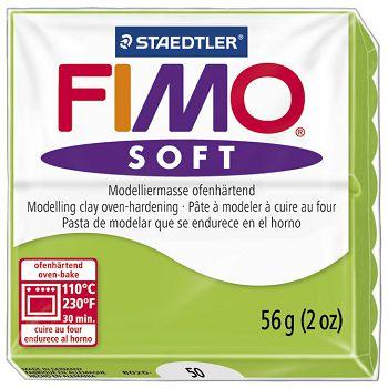 Masa za modeliranje   56g Fimo Soft Staedtler 802050 zelena