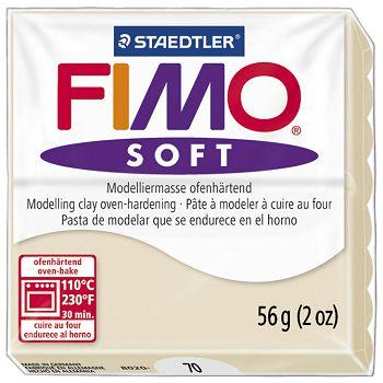 Masa za modeliranje   56g Fimo Soft Staedtler 802070 sahara