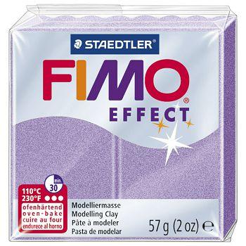 Masa za modeliranje   57g Fimo Effect Staedtler 8020607 lila