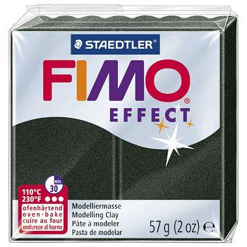 Masa za modeliranje   57g Fimo Effect Staedtler 8020907 sedef svijetlo srebrna