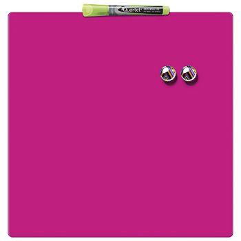Ploča magnetna  36x36cm Quartet 1903803 roza