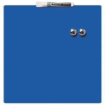 Ploča magnetna  36x36cm Quartet 1903873 plava