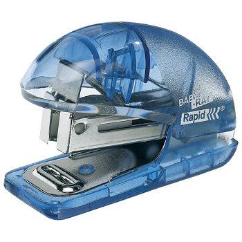 Stroj za spajanje do 10 listova mini Baby Ray Rapid 10184032 prozirno plavi