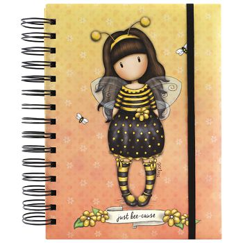 Organizer 18x21cm 108L Bee Loved Gorjuss 201GJ08