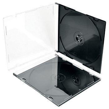 Kutija za   1 CD pvc slim