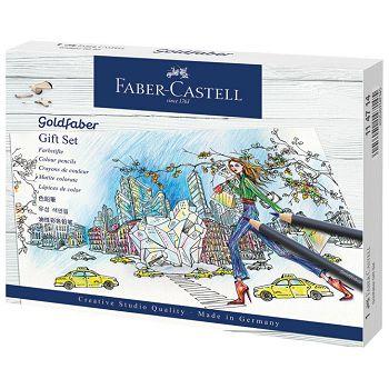 Set crtaći Goldfaber Faber Castell 114714