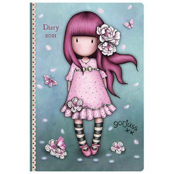 Planer 2021 Cherry Blossom Gorjuss DIA147b