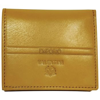 Novčanik kožni ženski Emporio Valentini 563146 žuti