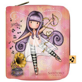 Novčanik zip Little Dancer Gorjuss 483GJ24