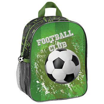 Ruksak vrtićki 3D Football PP20FO503 zeleni