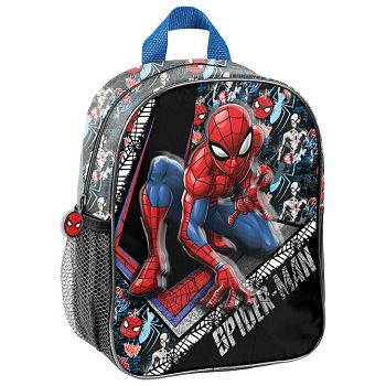Ruksak vrtićki 3D Spiderman SPW503 crnocrveni