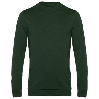 Majica dugi rukavi BC Set In 280g tamno zelena 3XL