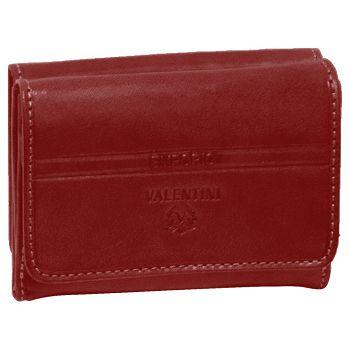 Novčanik kožni ženski Emporio Valentini 563570R crveni