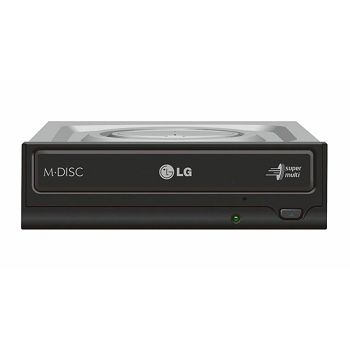 Optički uređaj Hitachi/LG GH24NSD1 SATA Bulk Black 24x
