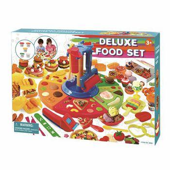 Plastelin set Snack Deluxe
