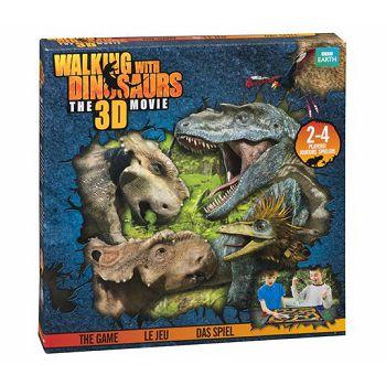 Šetnja s dinosaurima - društvena igra