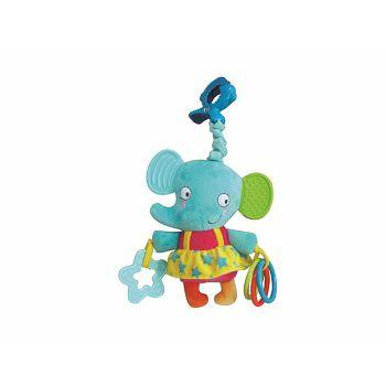 Zvečka grickalica slonić Elle