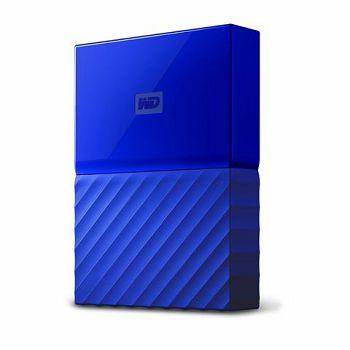 Vanjski Tvrdi Disk WD My Passport Blue 4TB
