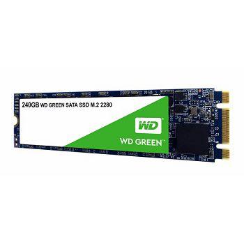 SSD WD 240GB Green M.2 2280 SATA