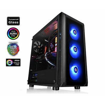 Kućište Thermaltake Versa J23 Tempered Glass RGB Edition