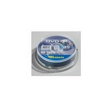 TRAXDATA OPTIČKI MEDIJ DVD+R 16X CAKE 10